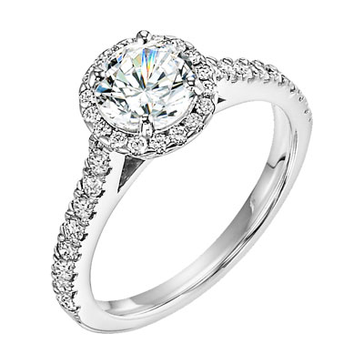 style number mcw1051 ed1 diamond engagement ring - Wedding Engagement Rings